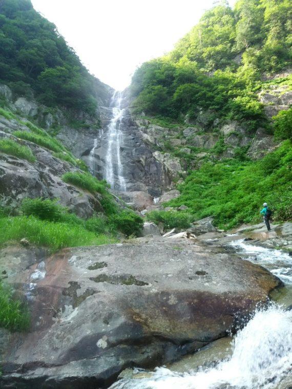 東ゼン60m大滝