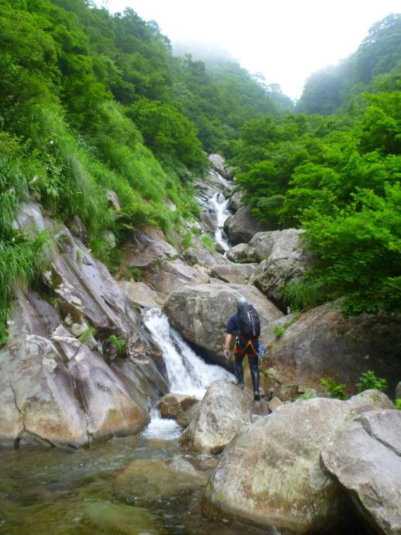 多段30m滝