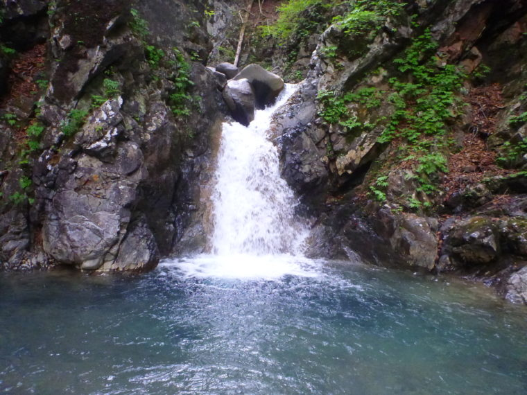 5mぐらい滝