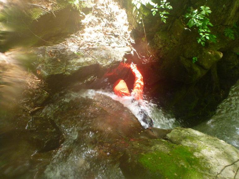 CS滝シャワークライム