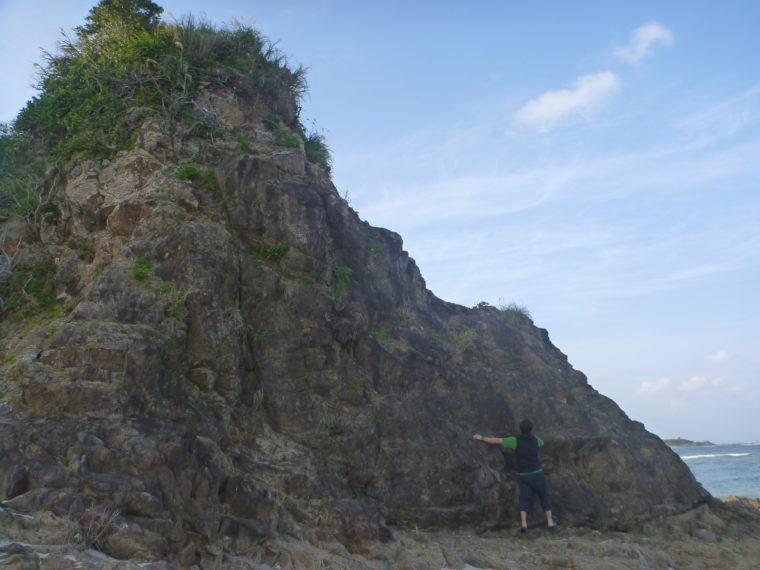 奄美大島海岸ボルダー