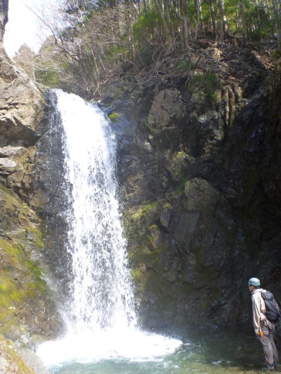 キューハ沢大滝